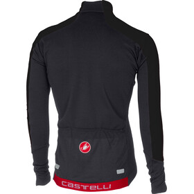 Castelli Trasparente 4 Jersey Men light black/black